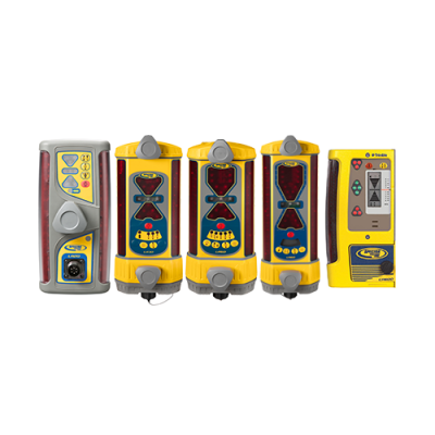 Laser Machine Display Receivers